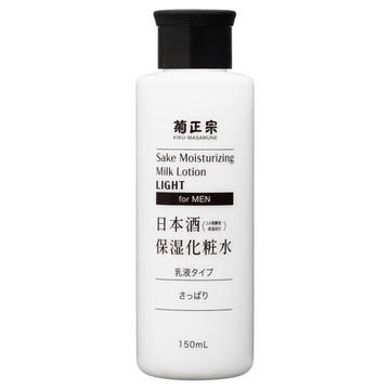 日本酒保湿化粧水 さっぱり 男性用 / 菊正宗