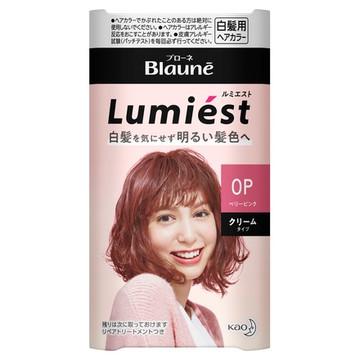 色 ルミエスタ 髪