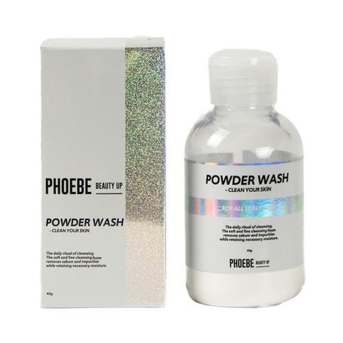 POWDER WASH 40g / PHOEBE BEAUTY UP 商品写真 4枚目