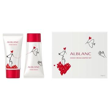 薬用美白ハンドクリーム リミテッドセット / ALBLANC(アルブラン)