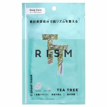 ディープケア マスク ティーツリー / RISM