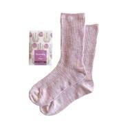 Healing socks ローズマリー&プラム/Healing socks 商品写真 1枚目