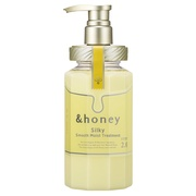 &honey Silky スムースモイスチャーシャンプー1.0/ヘアトリートメント2.0ヘアトリートメント/&honey(アンドハニー) 商品写真
