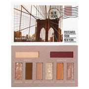 ポストカード アイシャドウ パレットBR-1(WEB限定)/メイベリン ニューヨーク 商品写真