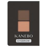 カネボウ アイブロウデュオED2 Dark Shade Brown/KANEBO 商品写真