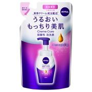 クリームケア弱酸性泡洗顔つめかえ/ニベア 商品写真