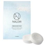 炭酸ソルト入浴料3錠(120g)/NALOW 商品写真
