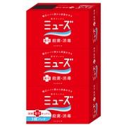 薬用石鹸 ミューズ(固形)バスサイズ(135g×3)/ミューズ 商品写真
