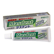 マスデント/ゼリア新薬工業 商品写真
