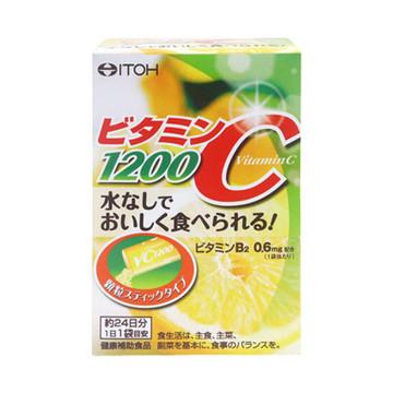 井藤漢方製薬/ビタミンC1200 商品写真 2枚目