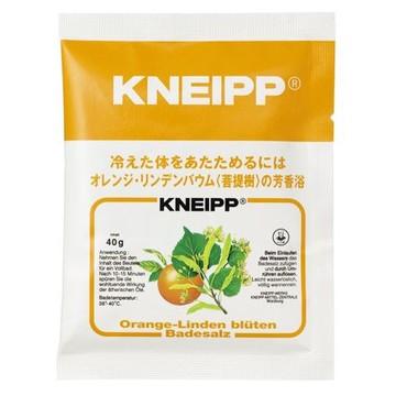 クナイプ バスソルト オレンジ・リンデンバウム<菩提樹>の香り / クナイプ