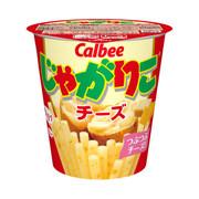 じゃがりこチーズ/カルビー 商品写真