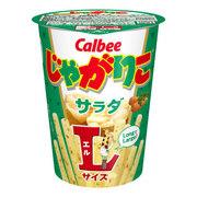 じゃがりこサラダ Lサイズ/カルビー 商品写真