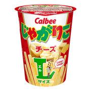 じゃがりこチーズ Lサイズ/カルビー 商品写真