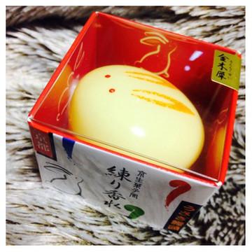 マミーサンゴ/うさぎ饅頭 練り香水(金木犀) 商品写真 2枚目