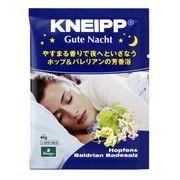 クナイプ グーテナハト バスソルト ホップ&バレリアンの香り 40g/クナイプ 商品写真
