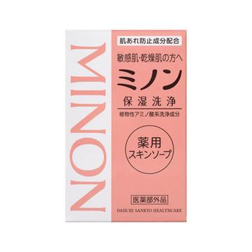 ミノン/ミノン薬用スキンソープ 商品写真 2枚目