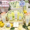 香りがいいね~  密着泡で肌が明るくなる~♪ イグニスのレモンの美肌パワー洗顔が発売
