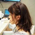 【町田マルイ店 ワークショップレポート】ツヤっぽくて色っぽい♪「濡れ髪」スタイリング