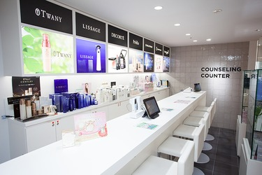 @cosmestore TSUTAYA EBISUBASHI店