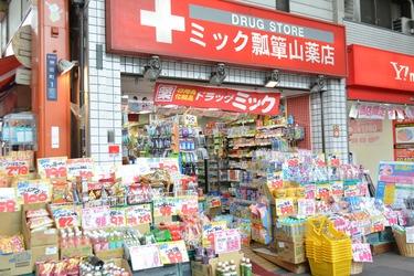 ドラッグミック 瓢箪山薬店