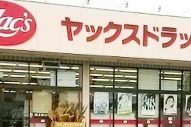 ヤックスドラッグ 東茂原店