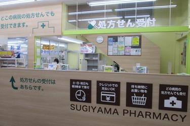 ドラッグスギヤマ 花田店