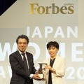 ★3年連続上位入賞!★『Forbes JAPAN WOMEN AWARD 2018』