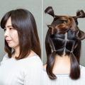 \くせ・うねり髪の方必見/花王の研究員が伝授★キレイにヘアスタイリングできるブロッキング方法