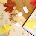 【秋の新色】気分が上がる!セザンヌで大人気のラスティングリップカラーNから肌なじみ抜群オレンジベージュ登場!