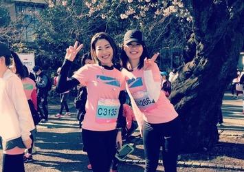 渋谷表参道women's run