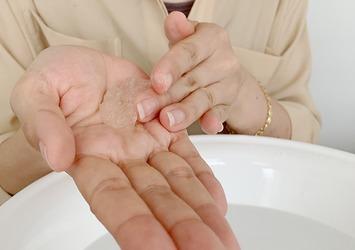 泡立てないプルエストが肌に優しい理由