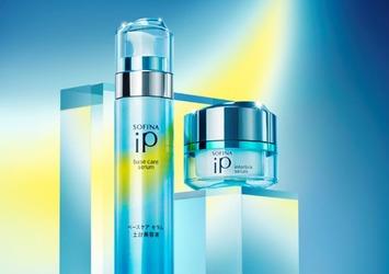 \洗顔後、いきなり2つの美容液/ SOFINA iPの新提案、『ダブル美容液システム』の 現品セットを500名様に★