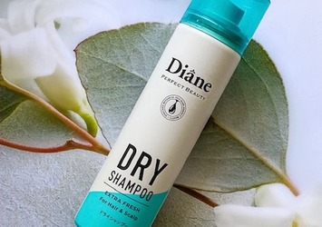 Moist Diane Perfect Beauty ドライシャンプーで頭皮や髪のベタつきをいつでもどこでもスマートケア