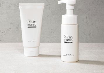Skin maniaの洗うスキンケアアイテムをプレゼント♪