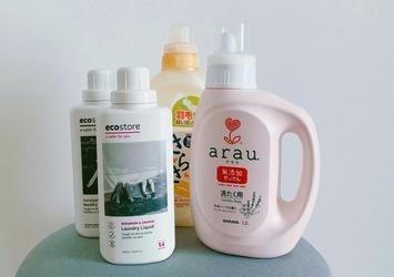 毎日使うからこそ【洗濯洗剤】は香りで選ぶ!