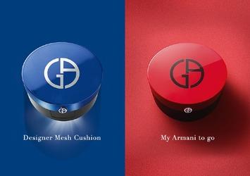 【20%ポイントバックキャンペーン実施中】 ルミナスマットな赤、それとも透明感の青? 仕上がりで選ぶ2つのコンパクト