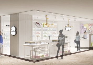 「Laline ルミネ池袋店」グランドオープン!オープンを記念したお得な限定セットも発売