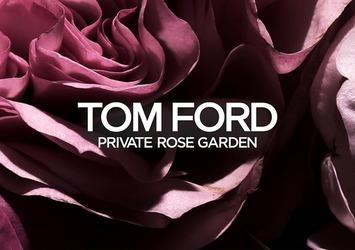 トム フォード氏のプライベートなローズガーデン