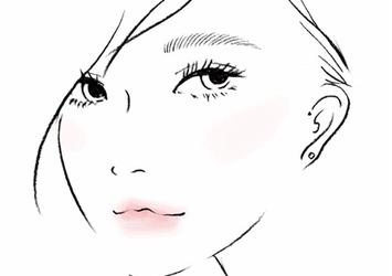 輪郭別おすすめ眉の描き方。 「私に似合う眉」はどんな眉?