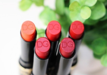 【D&G】パッションリップ クリームトゥパウダー マットリップペンをカラー診断!情熱が唇に宿るペンタイプのリップ!③