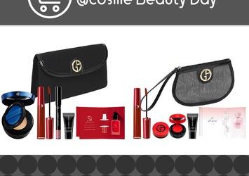 【予約受付開始】アルマーニ ビューティの世界観をお届け。@cosme Beauty Day限定キット