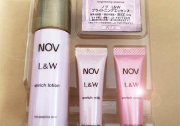 敏感肌の方注目の【エイジングケア】ノブL&Wをお得に購入したい方必見!