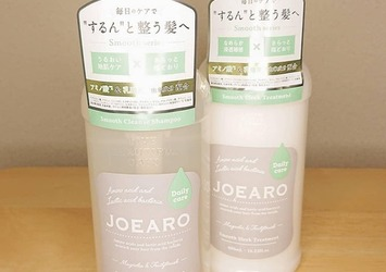 【JOEARO】乳酸菌美容で地肌&髪のケア