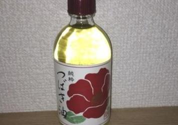 かづら清特製純粋つばき油