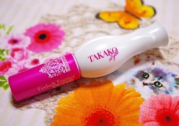 【おススメ】TAKAKOのまつげ美容液♪