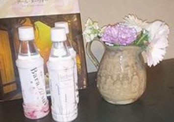 お取り寄せ 薔薇美水とフローラルウォーター(ハーブウォーター)