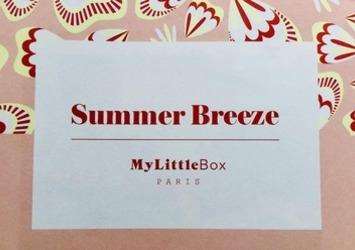 """7月+8月のMy Little Boxはランセルとコラボ!""""Summer Breeze"""""""
