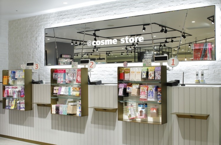 @cosme STORE ルミネ大宮店